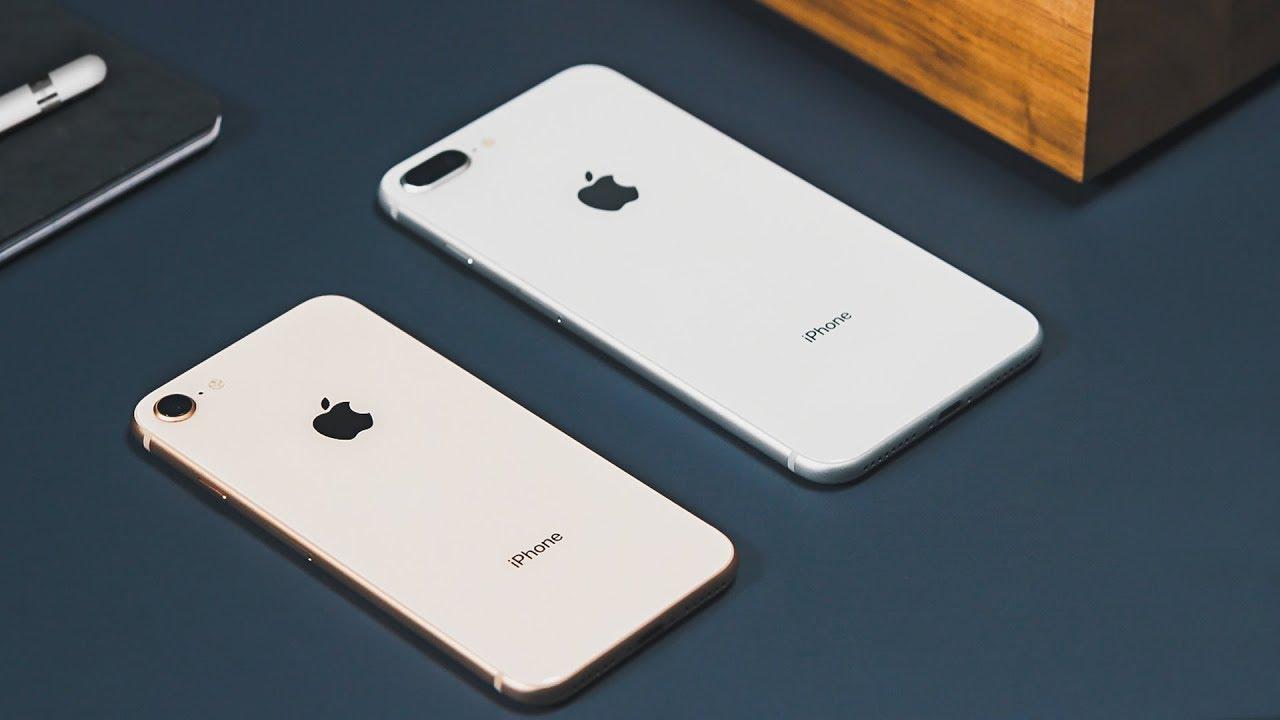 Айфон 8 и Айфон 7