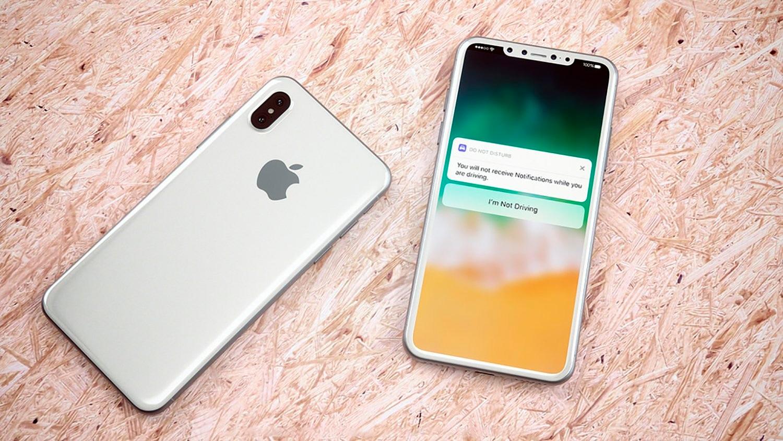 Айфон 8 - новый блютуз