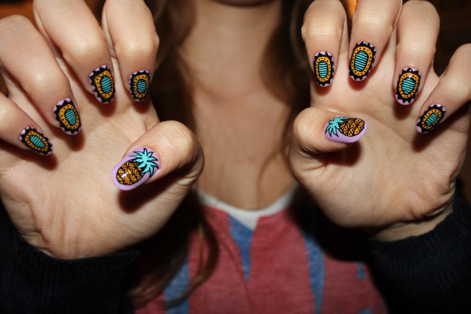 Nails design 2016