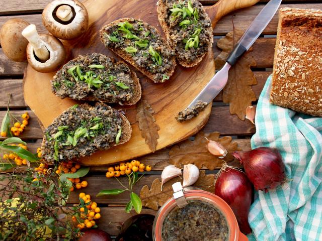 икра грибная рецепт на зиму из груздей