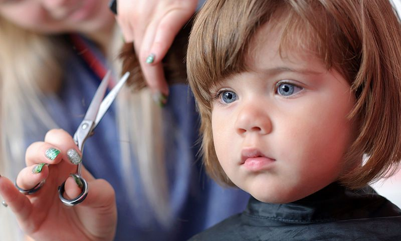 стрижка волос ребенка к чему сниться
