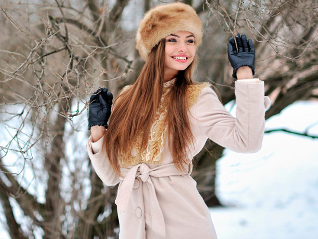 девушки фото модные