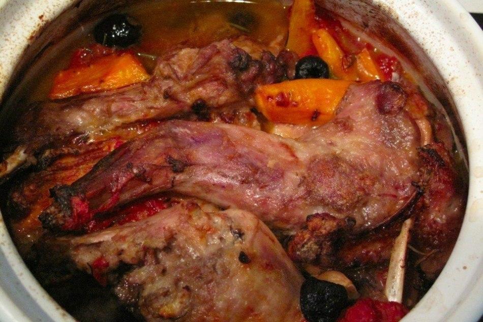 Кролик в томате рецепты приготовления 154