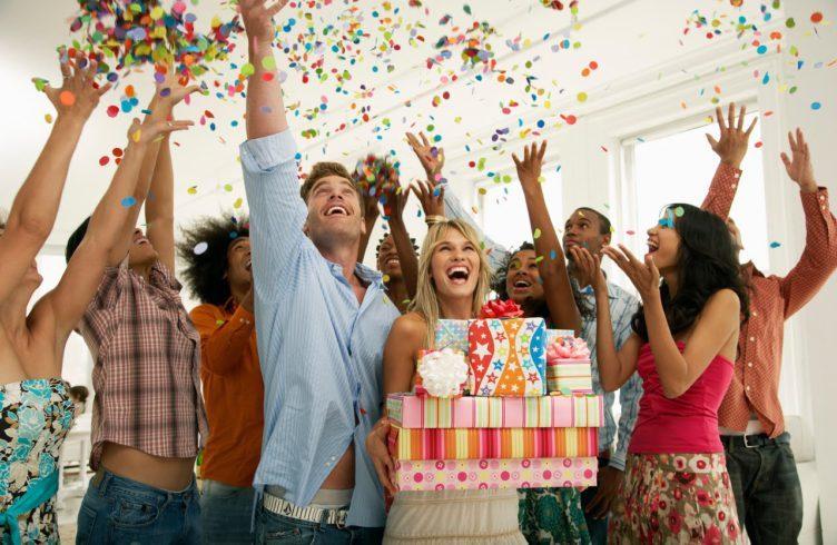 Как весело отметить день рождения поздравления