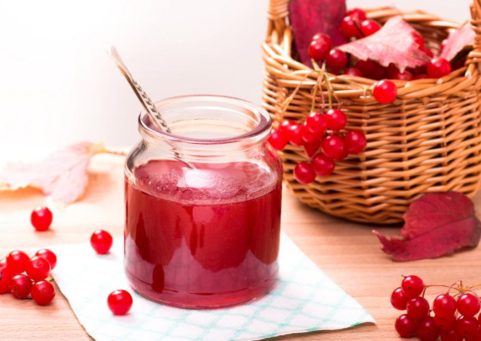 Калиновая наливка на меду - «вкусное» лекарство
