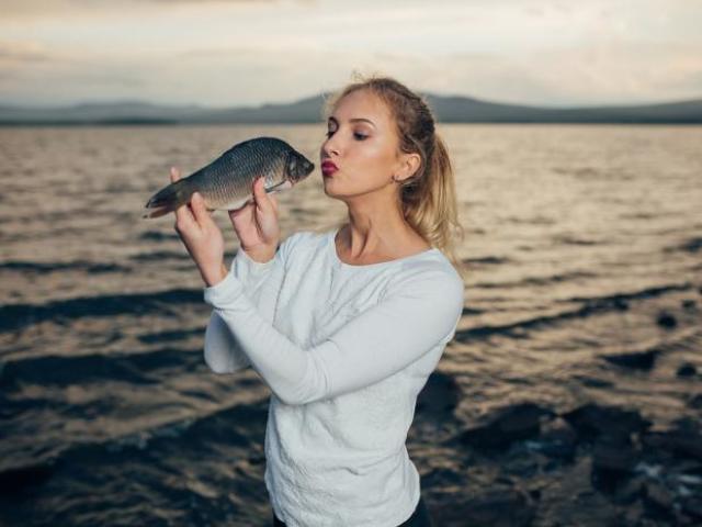 Что любят в сексе женщины рыбы