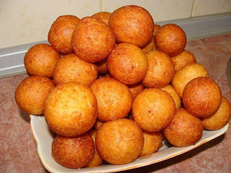 Творожные шарики рецепт пошагово с фото