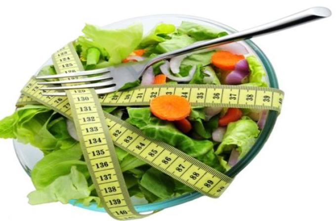 Программа снижения веса минус 7-15