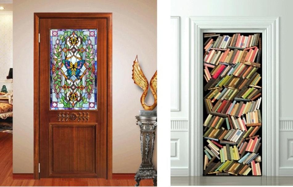 Реставрация дверей своими руками фото 89