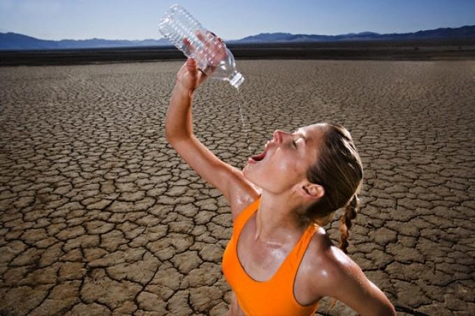 Сухость во рту и жажда