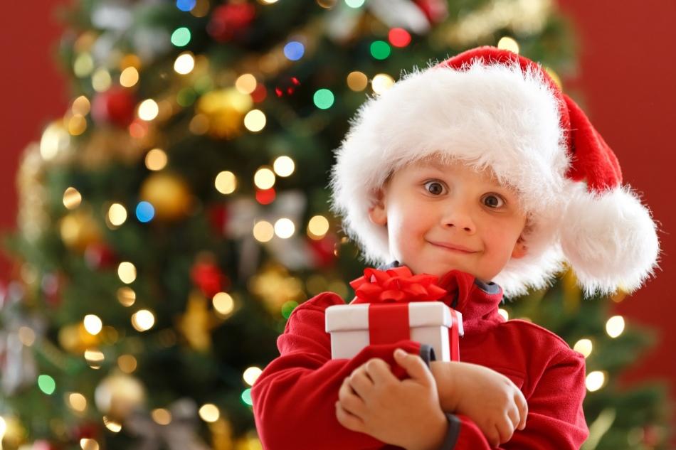 Новый год для детей организация