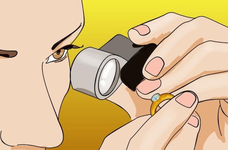 Как проверить бриллиант в домашних условиях на подлинность