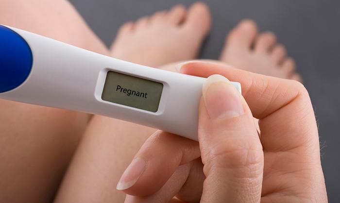 Как действует тест на беременность
