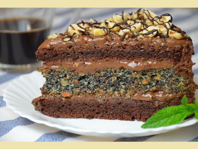 вкусная выпечка с фото бисквитный торт рецепты домашние