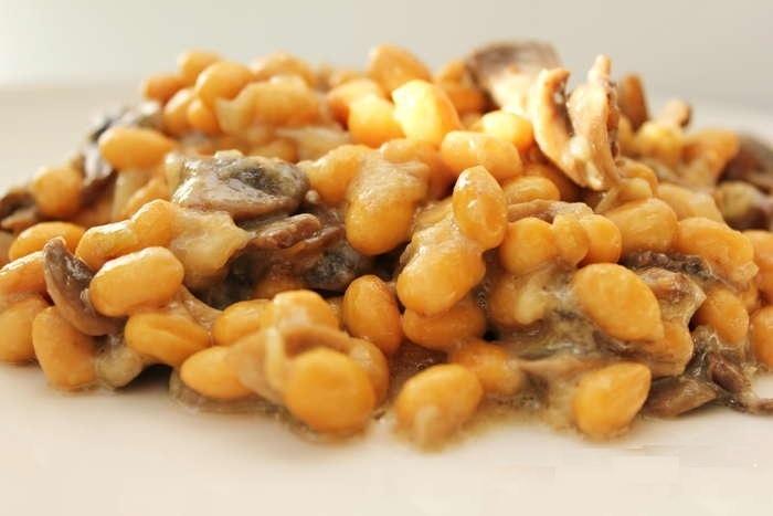 Соевые бобы рецепты приготовления с фото