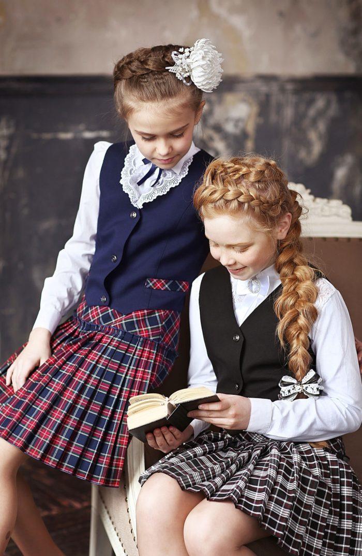 Платье в школу старший класс