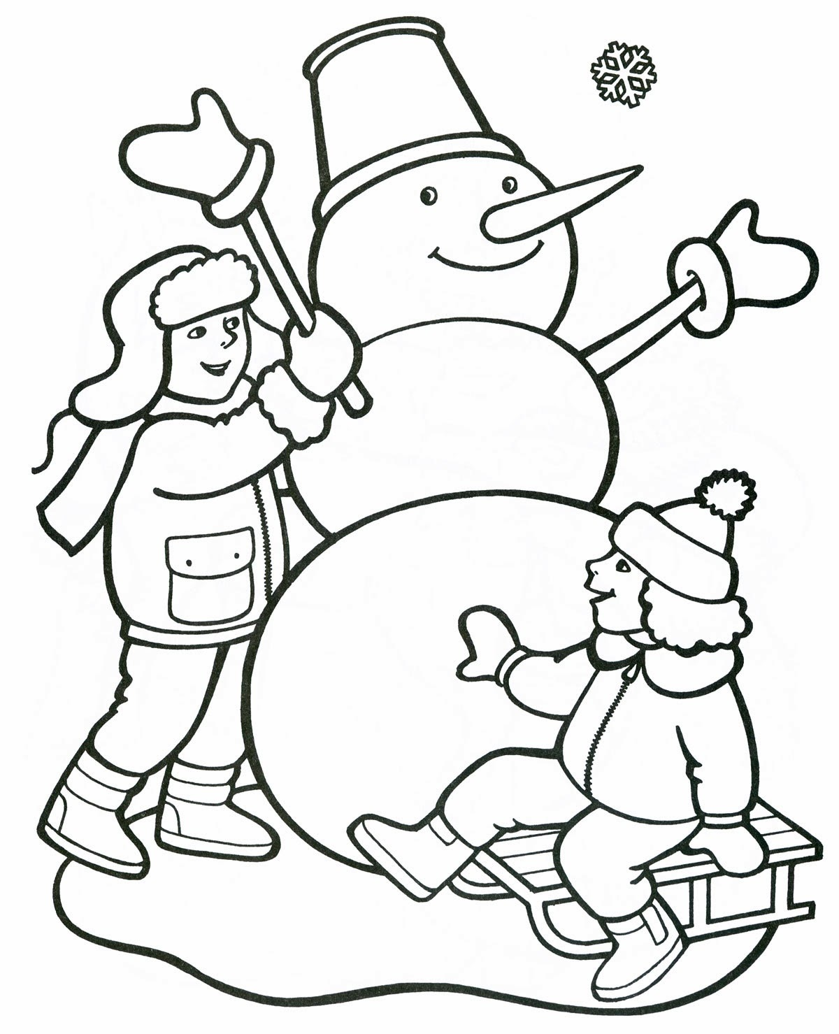 Рисунки на тему зима