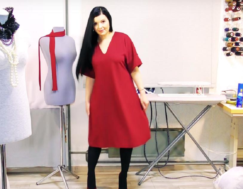 Платья для беременных без выкройки