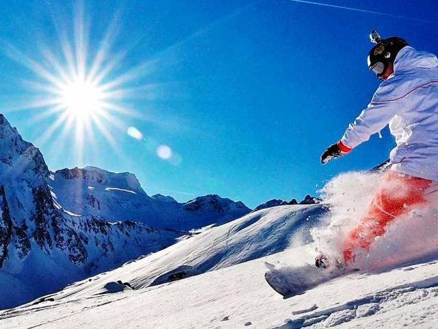 фото горнолыжные курорты