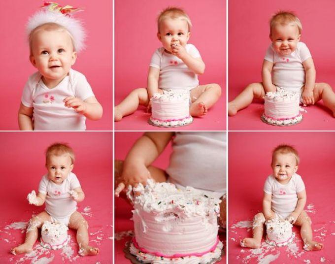 Идеи фотосессии дня рождения ребенка