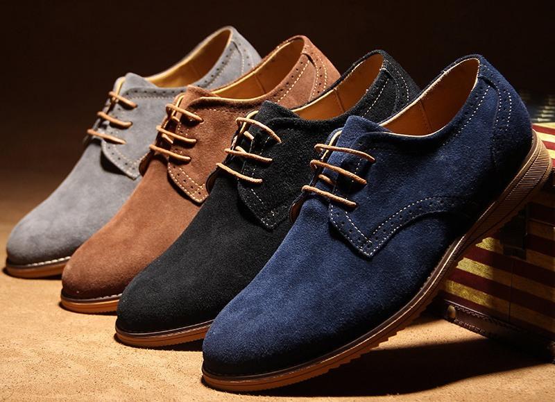 Стильные туфли для повседневной уличной моды 2018-2019 года для мужчин на весну, осень