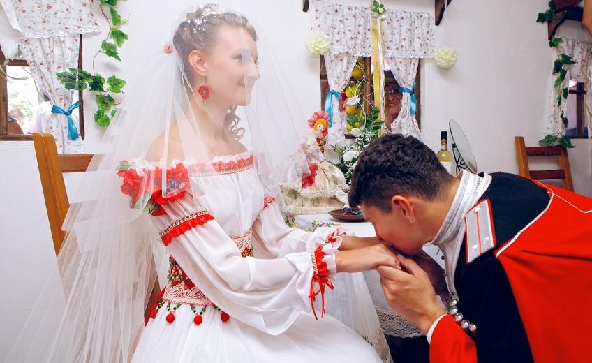 Сватовство и подарки от жениха и невесты 958