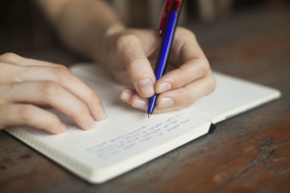 Характер при размашистом почерке