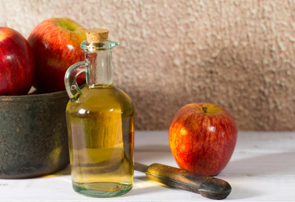При умеренном потребление яблочное вино крайне полезно