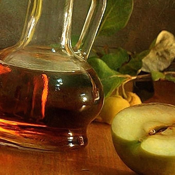 Кисленькое вино из зеленых яблок