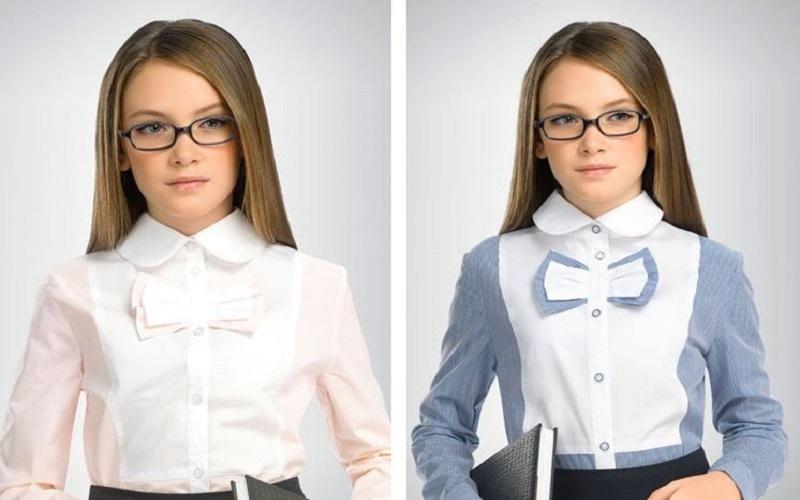 Блузки Для Подростков Купить