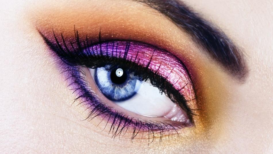 Лайфхаки для красивых глаз