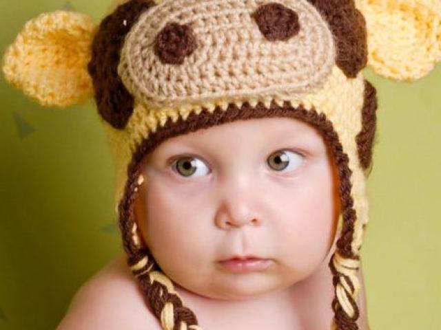 Детские вязанные шапки для мальчиков крючком схемы