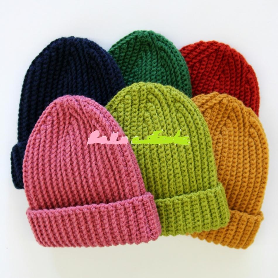 Как убавить вязание шапки 375