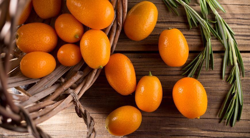 Удлиненные плоды