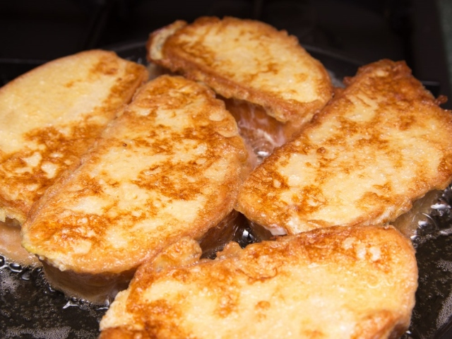 Что можно приготовить из батона белого хлеба