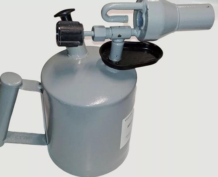 Паяльная лампа не подходит для эффективного и безопасного отопления гаража зимой