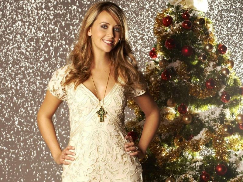 Вечернее платье и образ для новогодней фотосессии