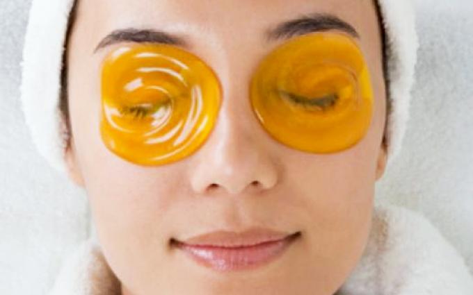 Маска для глаз в домашних условиях от морщин с желатином