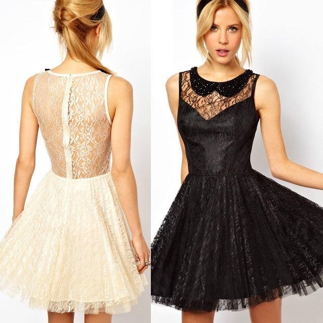Короткие юбки и прозрачные платья