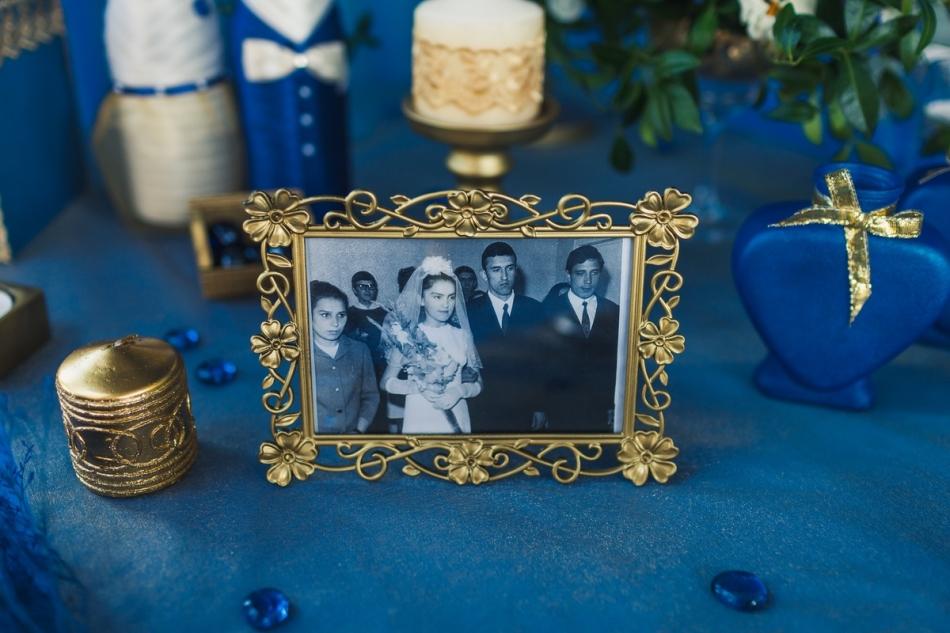 Подарки своими руками на сапфировую свадьбу 578