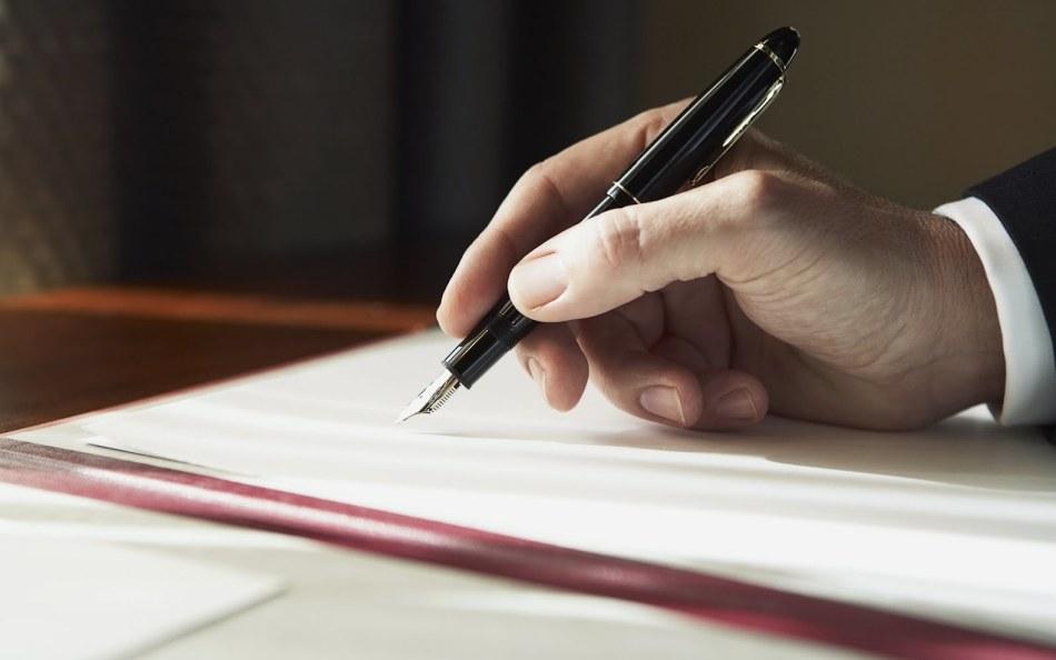 Крупный почерк характеризует высокую самооценку
