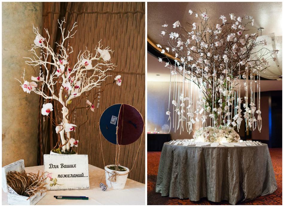 Дерево на свадьбу поздравление 36