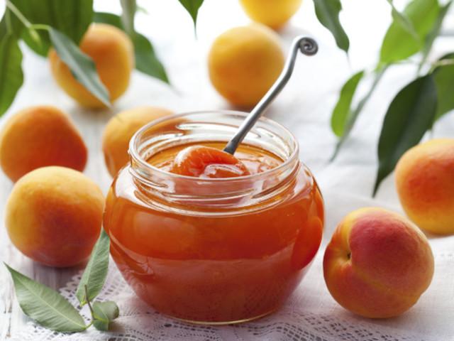 варенье из абрикосов пятиминутка рецепт