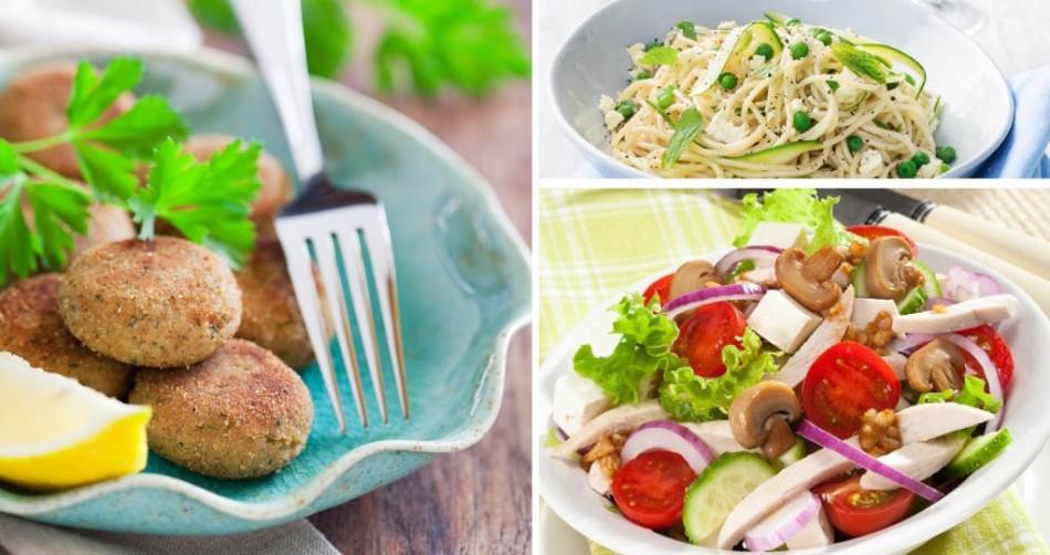 Что приготовить вкусное и полезное на ужин
