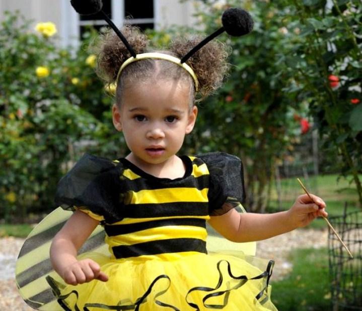 Крошка пчелка