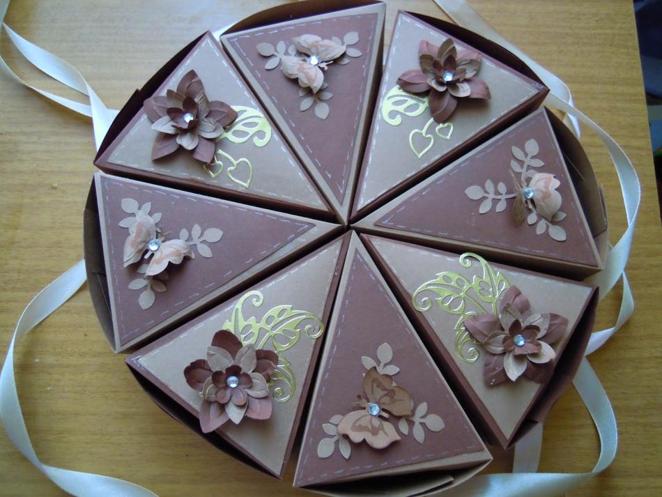 Торт с пожеланиями шаблон 6