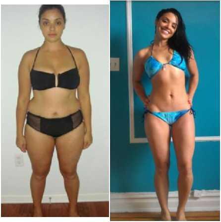 Как нашопе похудеть человека