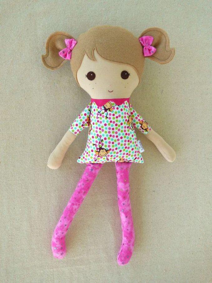 Простой своими руками куклу