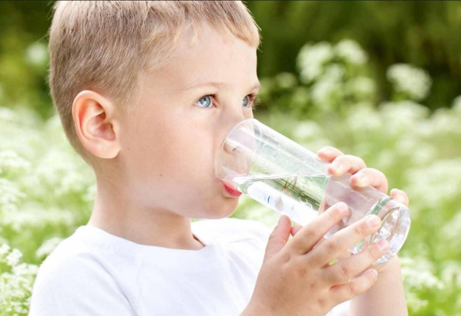 Ребенок хочет пить постоянно