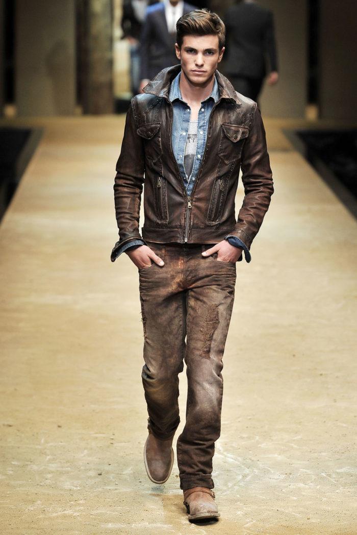 Стильные образы для повседневной уличной моды на весну-лето-осень 2018-2019 года для мужчин 40 лет